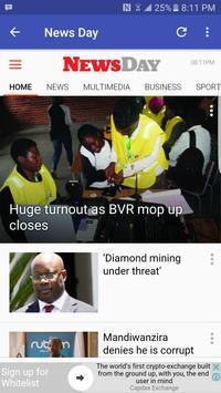 Zimbabwe Newspapers screenshot 12