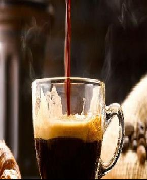Preparar cafe poster