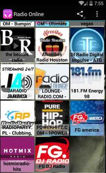 fm radio apk screenshot