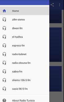 radio tunisia apk screenshot