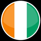 radio coast ivory icon