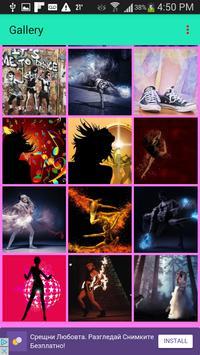 Dance Wallpaper poster