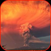 Volcano Wallpaper icon