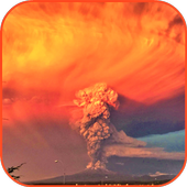 Volcano Wallpaper icon