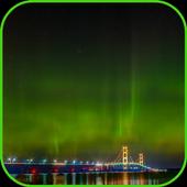 Aurora Borealis Wallpaper icon