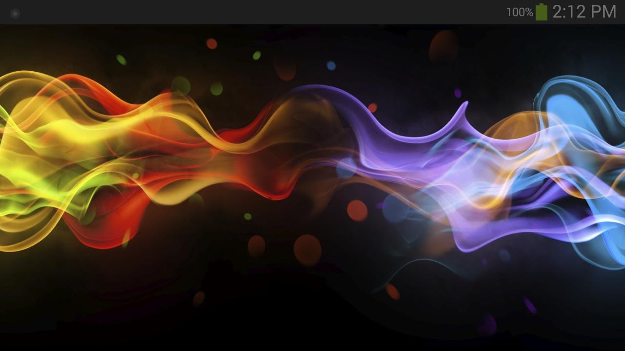 Colourful Smoke Wallpaper For Android Apk Download