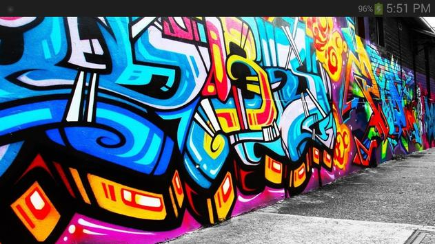 Graffiti Wallpaper screenshot 6