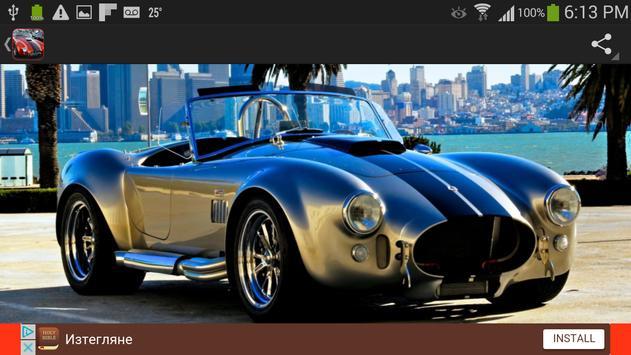 Wallpaper AC Cobra apk screenshot