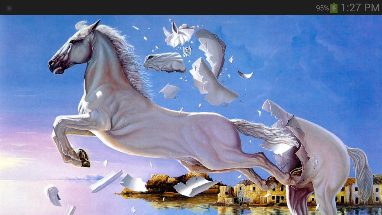 Fantasy Horses Wallpaper For Android Apk Download