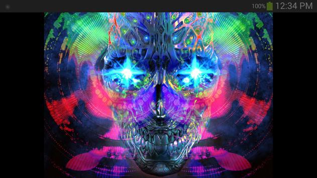 Skull Wallpapers screenshot 2