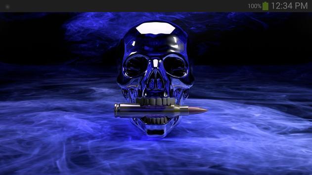 Skull Wallpapers screenshot 4