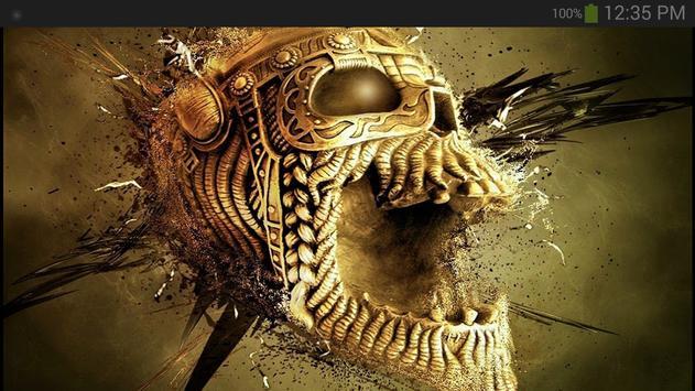 Skull Wallpapers screenshot 5