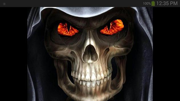 Skull Wallpapers screenshot 6