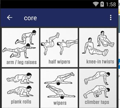 Músculo recto abdominal for Android - APK Download