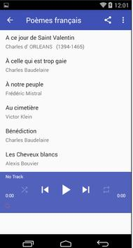 french audio books apk screenshot