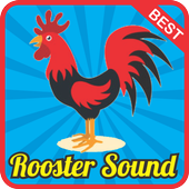 Rooster Sound Effect mp3 icon