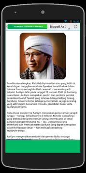 Ceramah AA Gym MP3 Offline apk screenshot
