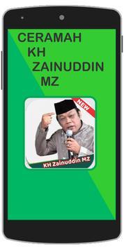 Ceramah KH Zainuddin MZ MP3 apk screenshot