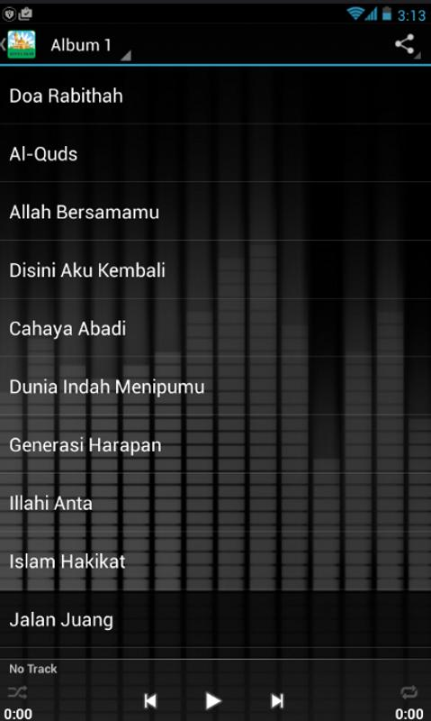 Song of compilation of religion of izzatul islam 1. 0. 0 apk.