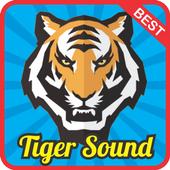 Tiger Sound Effect mp3 icon