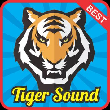 Tiger Sound Effect mp3 poster