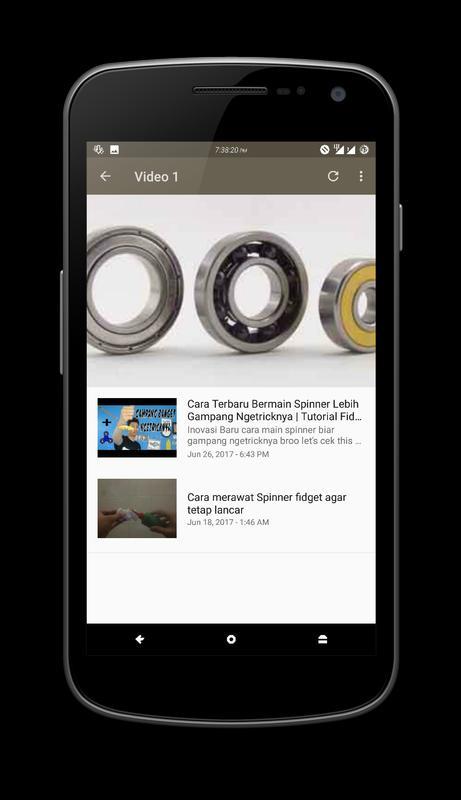 Tips Dan Trik Fidget Spinner For Android Apk Download