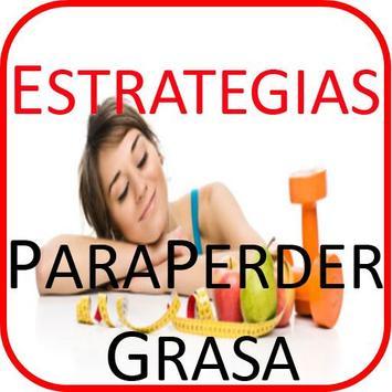 Estrategias Para Perder Grasa poster