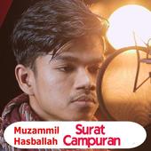 Murottal Muzammil Hasballah Surat Campuran icon