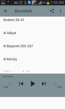 Murottal Muzammil Hasballah Surat Campuran apk screenshot