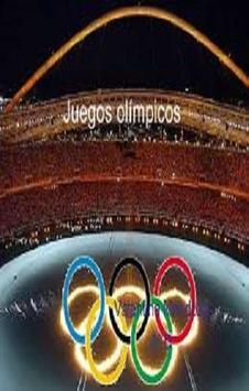 Deportes olimpicos apk screenshot