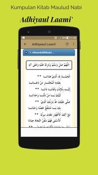 Kumpulan Kitab Maulud Nabi Muhammad screenshot 7