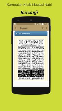 Kumpulan Kitab Maulud Nabi Muhammad screenshot 6