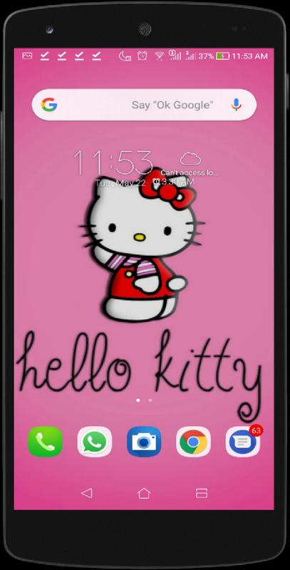 Cute Hello Kitty Wallpapers For Android Apk Download