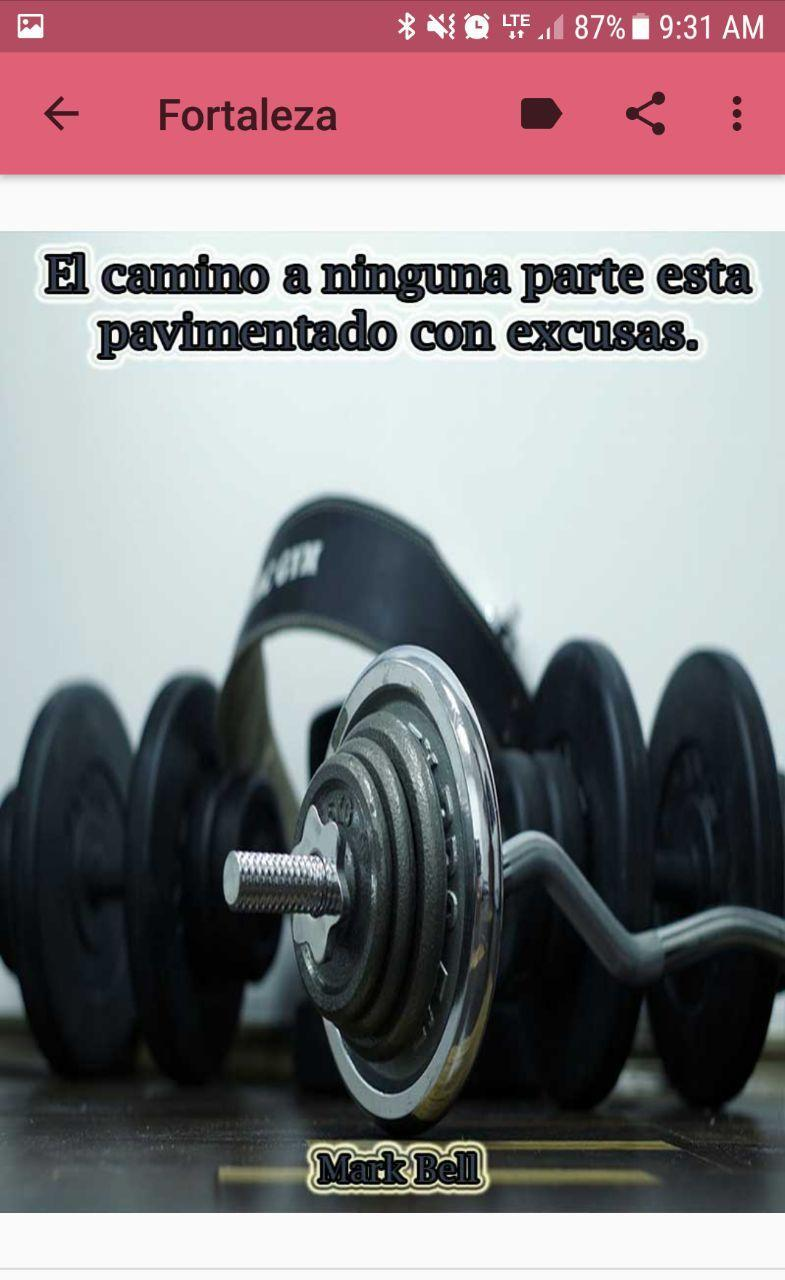 Frases Fitness For Android Apk Download