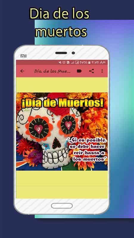 Frases Día De Los Muertos Pour Android Téléchargez Lapk