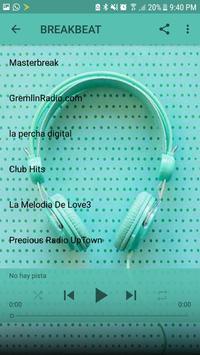 Electronic Radio poster