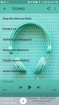 Electronic Radio apk screenshot