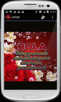 Saludos con rosas hermosas screenshot 10