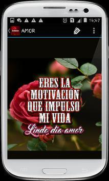 Saludos con rosas hermosas screenshot 11