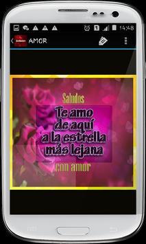 Saludos con rosas hermosas screenshot 1