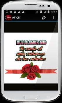 Saludos con rosas hermosas screenshot 6
