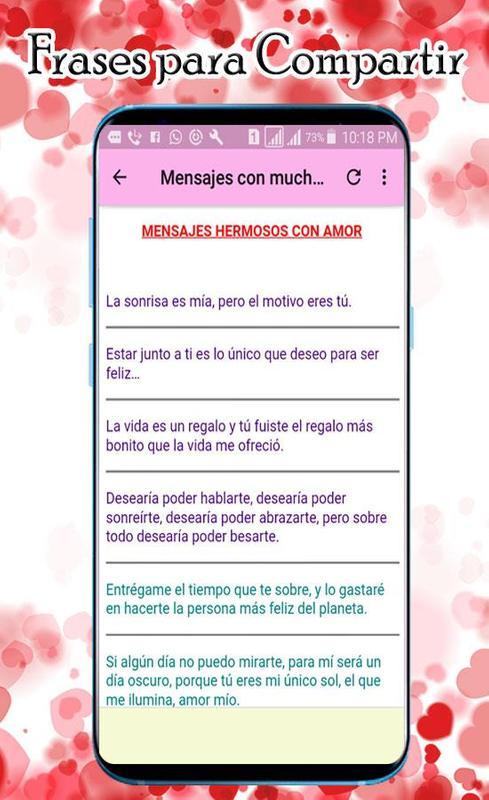 Frases Bonitas De Amor Para Dedicar Fur Android Apk Herunterladen