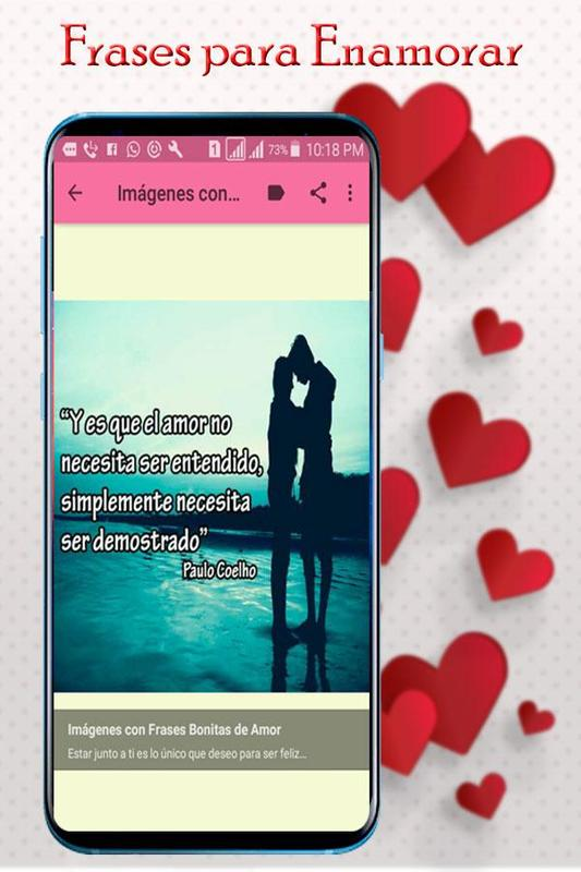 Frases Bonitas De Amor Para Dedicar Para Android Apk Baixar