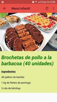 Recetario Gourmet apk screenshot