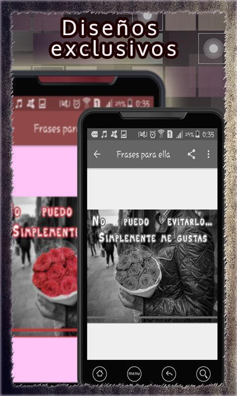 Frases De Amor Bicolor Blanco Y Negro Pour Android