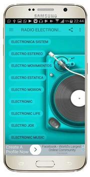 RADIO ELECTRONIC TRANCE screenshot 2