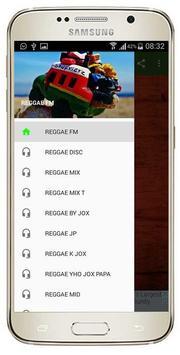 REGGAE RADIO FM screenshot 2