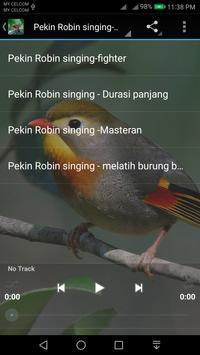Pekin Robin apk screenshot
