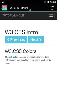 W3. Css home.