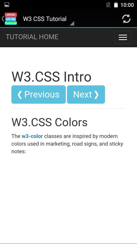 W3. Css tutorial 1:intro to w3. Css and colours youtube.